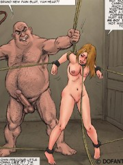 Ah-hah such a sore loser! ah gwenne, you are still such a tight fit. that pencildick did no damage here eh?