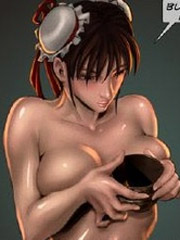 Toon anastasia adores dominating her fuckers when torturing them bound badly in hot porn toon